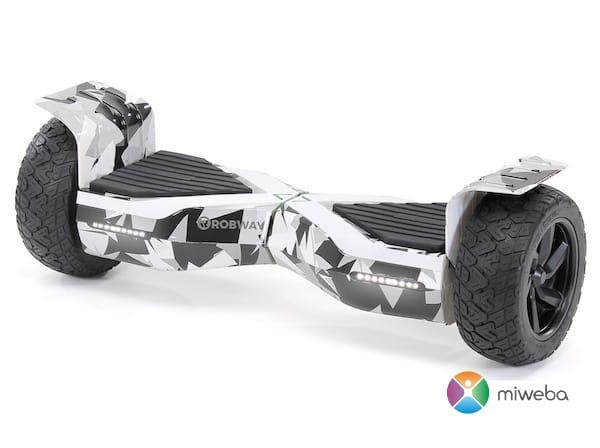 hoverboard robway x1 im test. Black Bedroom Furniture Sets. Home Design Ideas